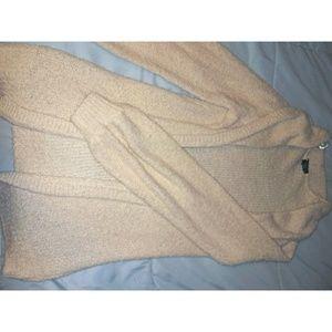 Cream Cardigan/Sweater